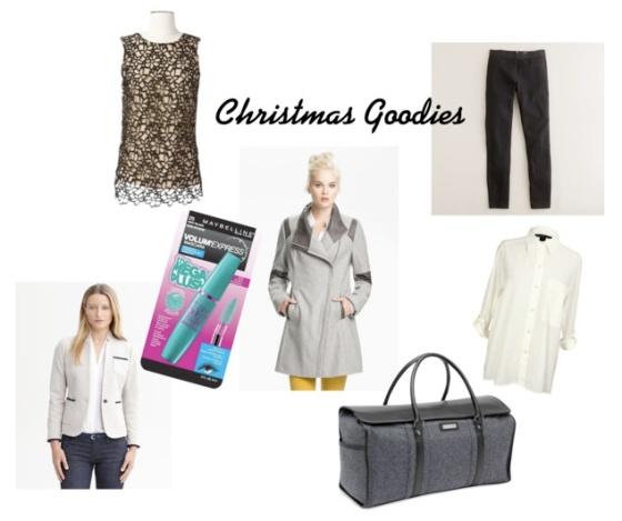 Christmas Goodies, Polyvore, HBiggs