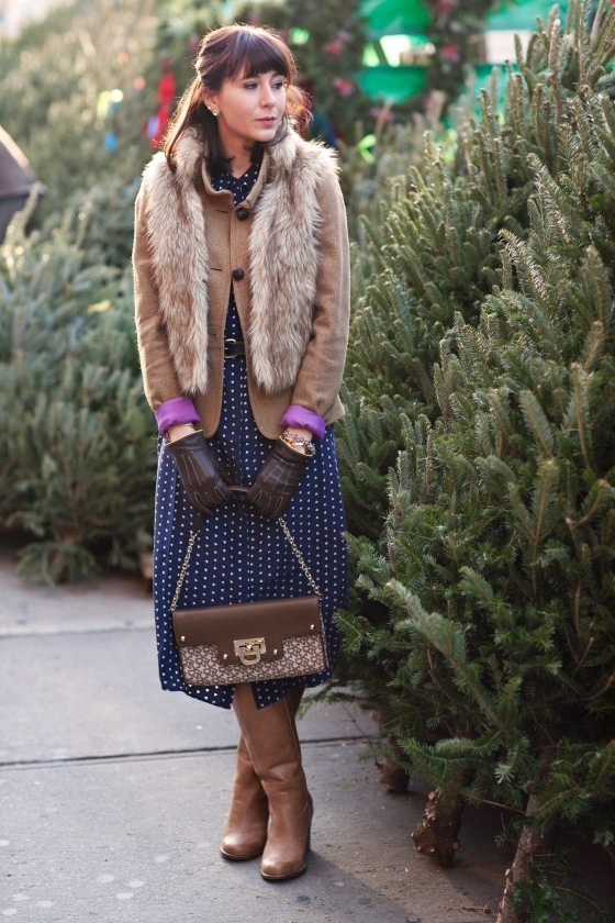Equipment Dress and Fur