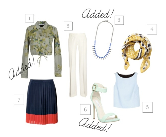 Spring Fever, Polyvore, Currently Craving