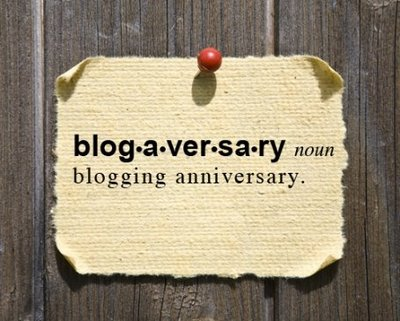 1-year Blogaversary