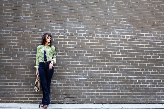James Jeans, See by Chloe jacket, Personal style blog
