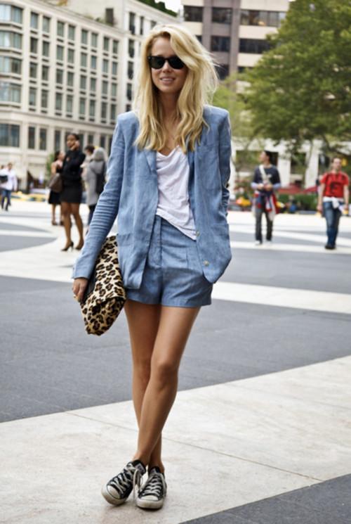 Street Style, Short Suit