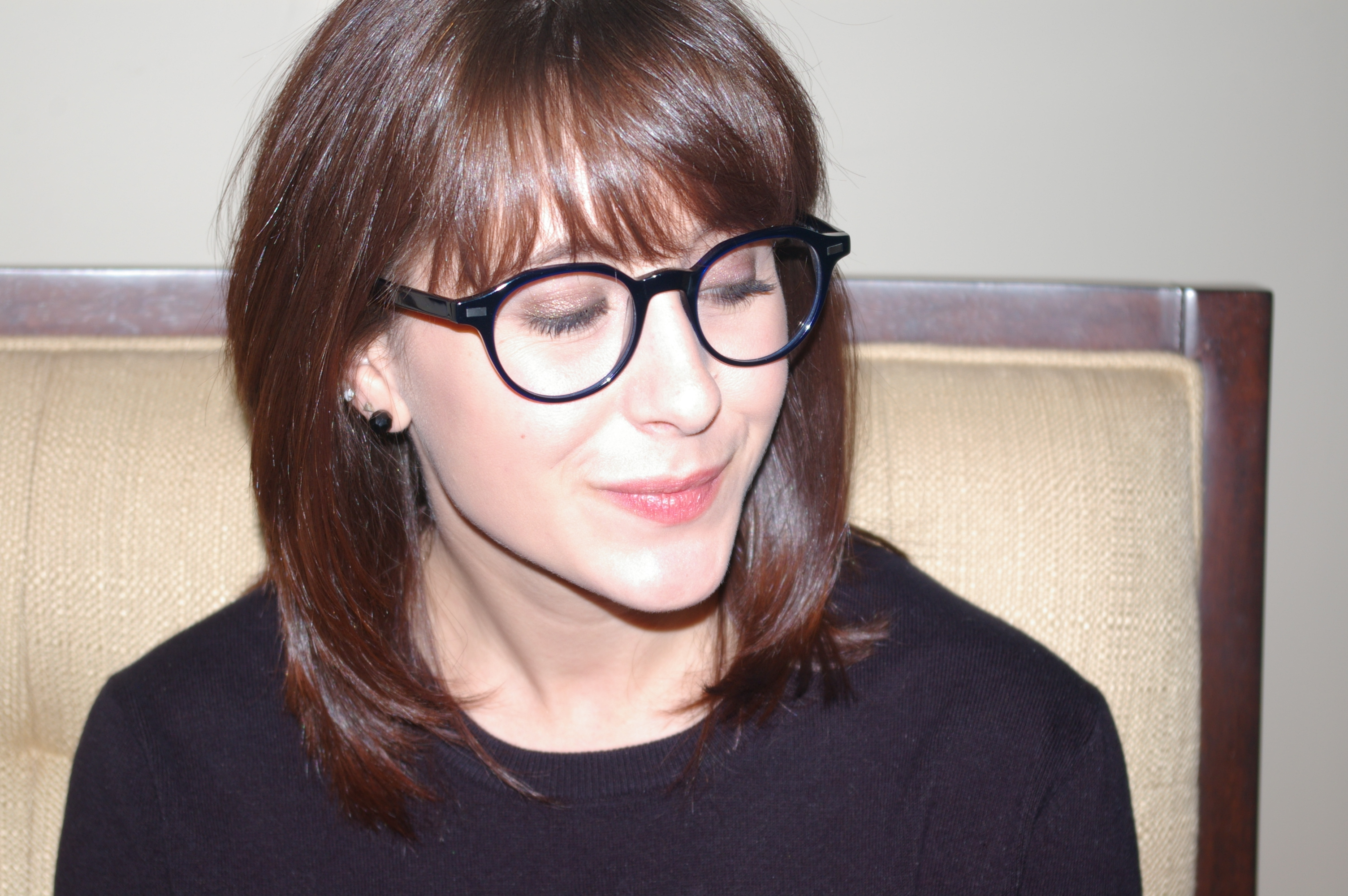 ecc158c745 Warby Parker at home try-on – Hillary Christine