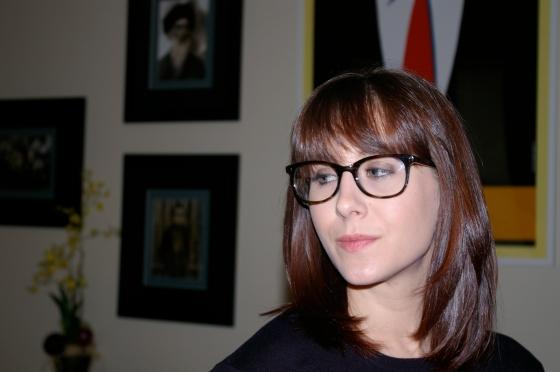 Clyde, Warby Parker, eyeglasses