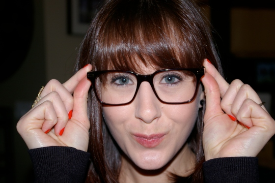 Baxter, Warby Parker, Home Try-On