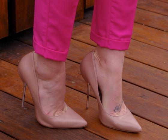 Hillary Christine, Steve Madden pumps, Spring fashion
