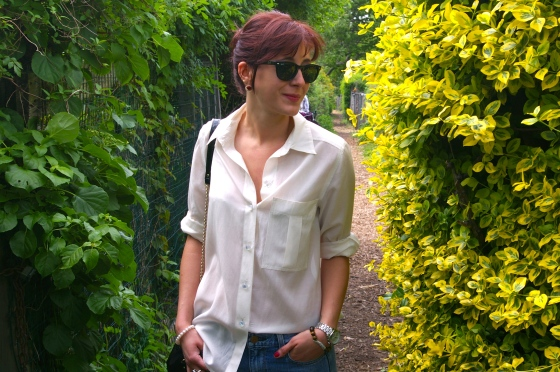 Classic chic outfit, Fashion basics, Spring style