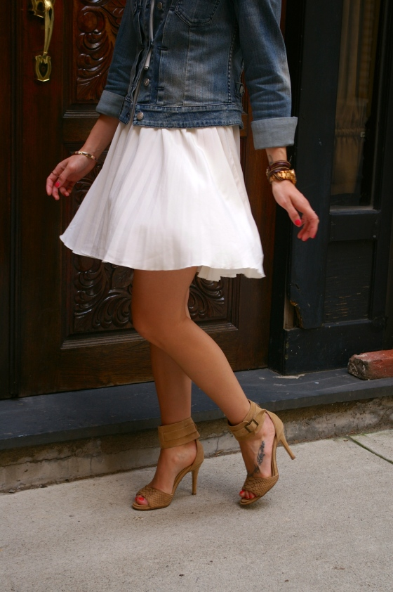 Summer Fashion, Boston blogger, Steve Madden sandals